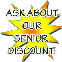 Master List of Senior Discounts – 109 to Share!