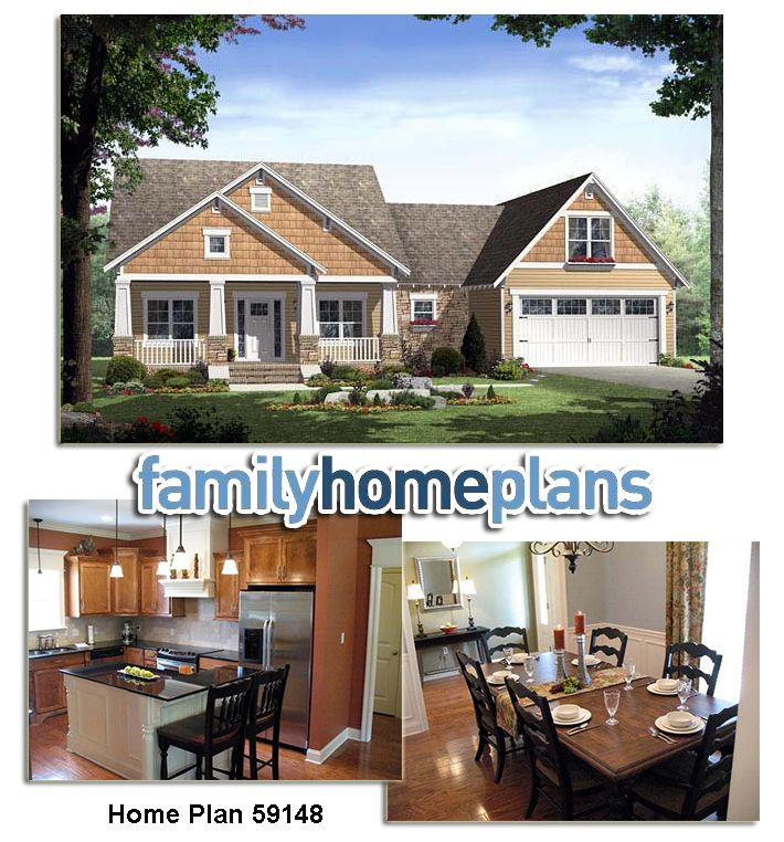 10 Best Images About Craftsman House Plans On Pinterest