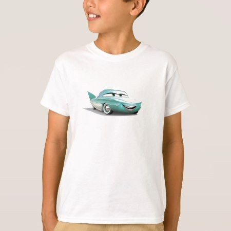 Cars' Flo Disney T-Shirt - click to get yours right now!