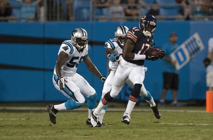 chicago bears and carolina panthers | Chicago Bears vs Carolina Panthers Media Listings