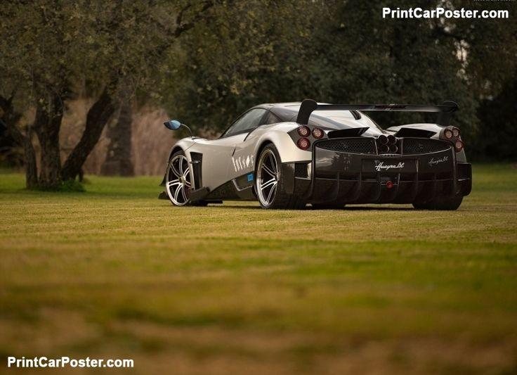 Pagani Huayra BC 2016 Poster. Cars AutoSuper ...