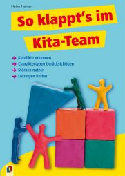 So klappt's im Kita-Team!