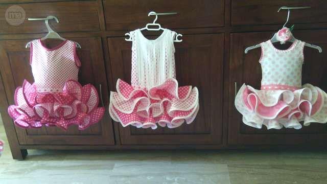 MIL ANUNCIOS.COM - Trajes vestidos gitana flamenca bebé