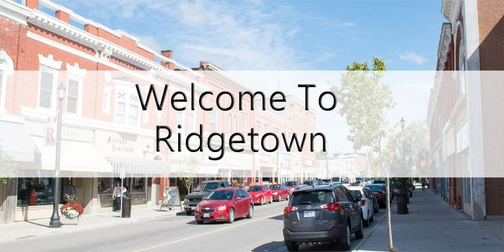 Welcome to Ridgetown, Ridgetown Ontario, Ridgetown Chatham-Kent, Ridgetown College, Ridgetown Golf & Curling. Mary Webb Centre - Deb Rhodes Hometwon Blog -Successfully selling Real Estate in Chatham-Kent since 1989.
