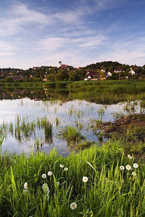 a photo from Veszprem, West | TrekEarth)  Tihany, Hungary