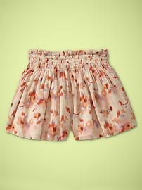 Easy Breezy Shirred Summer Shorts Tutorial - like the skirts we've made but shorts! @Stephanie Close Pérez @Gracia Gomez-Cortazar Wenger