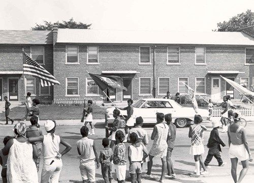 Historical Buildings Photo Gallery | The Chicago Housing Authority