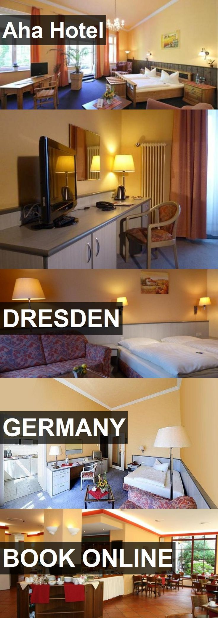 Aha Hotel in Dresden, Germany. For more information, photos, reviews and best prices please follow the link. #Germany #Dresden #travel #vacation #hotel