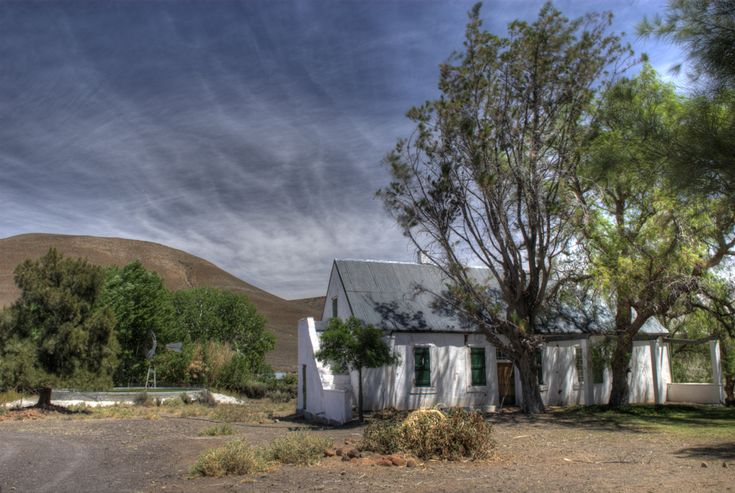 Karoo farm, South Africa