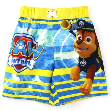 Paw Patrol Bathing Suit For Boys It Is Getting Closer To That Time Of Year