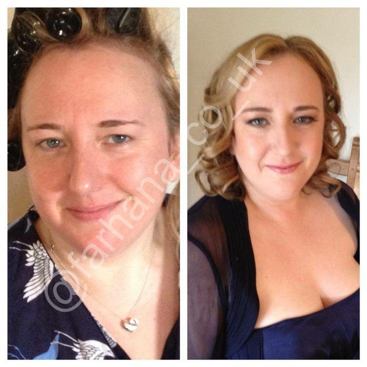 #wedding #makeup #hair #style #FarhanaHennaMUA www.farhana.co.uk