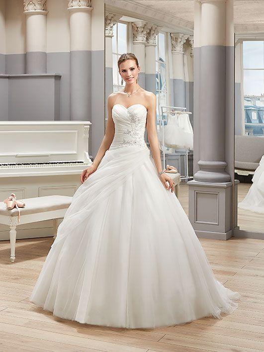 Collections Robes de mariée Melle Tulle
