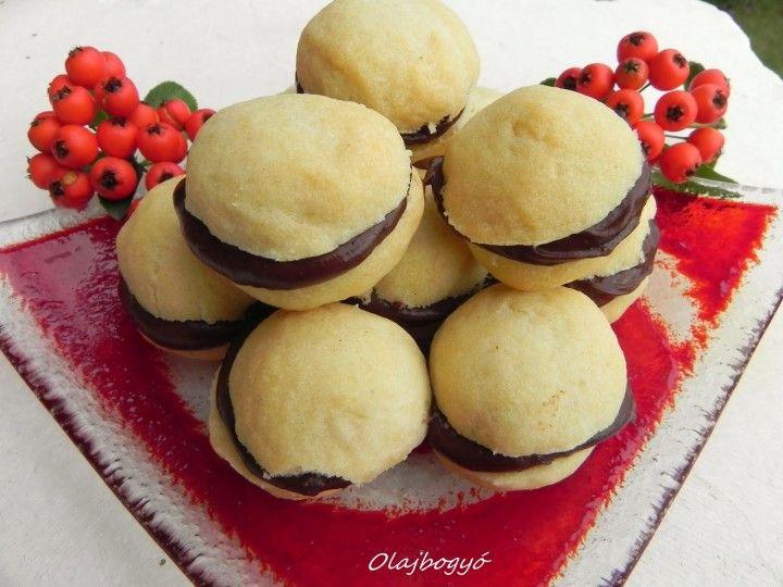 Csokis bécsi puffancsok recept | Receptneked.hu ( Korábban olcso-receptek.hu)