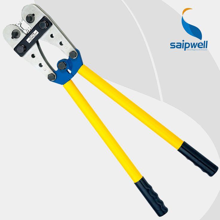 Saipwell HX-120A медная труба кабель терминал обжимное компилятор бс-s стандартный тип 10-120mm2 инструмент большой размер