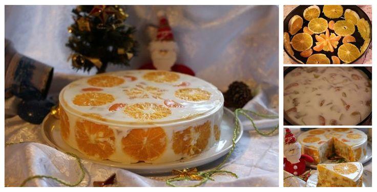 Fantastická smotanovo-ovocná torta