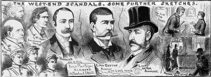 Uncovering Cleveland Street: Sexuality, Surveillance and late-Victorian Scandal – NOTCHES