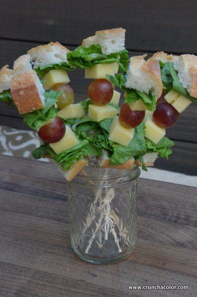 25 beste idee n over gezonde mozzarella sticks op pinterest draadjeskaas hapjes gebakken - Deco voorgerecht ...