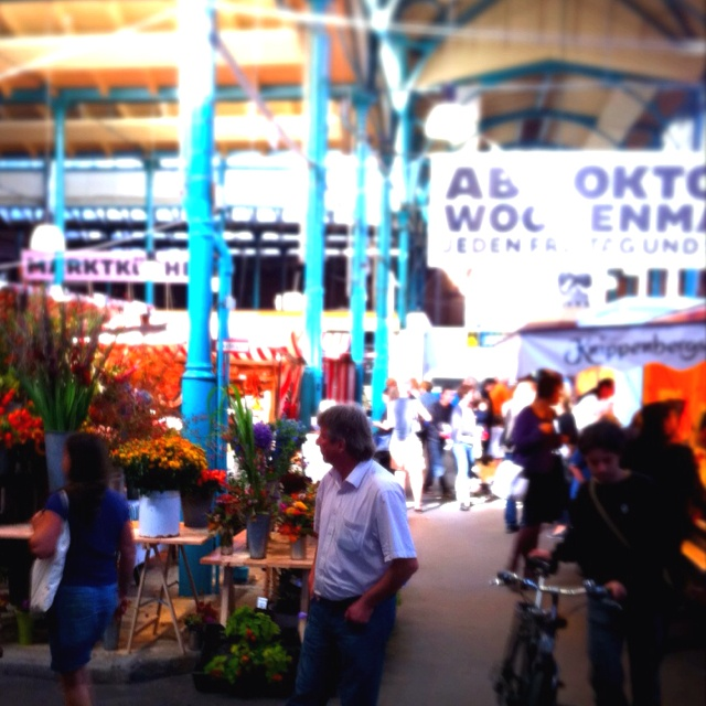 Markthalle 9 in Berlin Kreuzberg