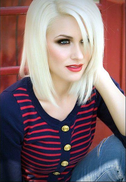 Pure Platinum Blonde via http://jeffreyandme.tumblr.com/post/45851594823