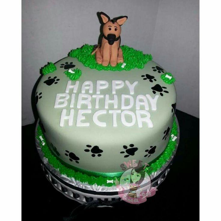 Dog Birthday Cakes Shipped