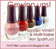 Gewinnt noch bis zum 14.12.2014 das bezaubernde Wander-Minikit & einen Multi-Tasker von Sparituals! yasa-cat.blogspot.de