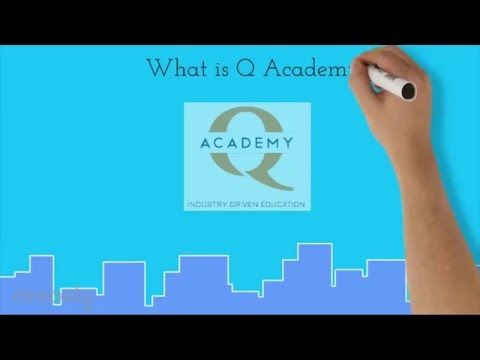 Q Academy - Customized Industry Driven Education - 2017's ever-changing Workplace  2017 belongs to the contractors and freelancers.  It is their virtual world now.