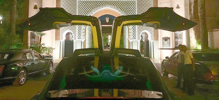 Das marokkanische 7-Sterne-Hotel ist bereit, Bentley-Fahrzeuge gegen SUVs des Typs Tesla Model X auszutauschen  – Tesla, Elon Musk, SpaceX news and articles