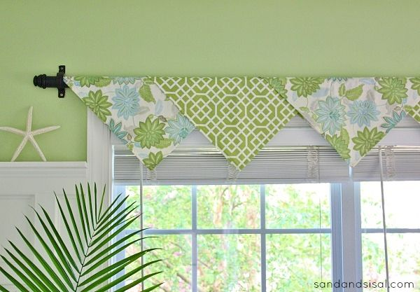 The Easiest No-Sew Window Treatments Ever - Sand and Sisal