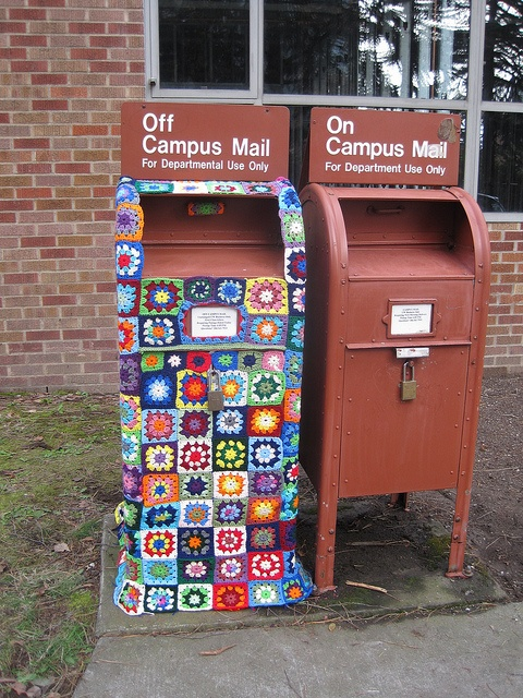 ooohhh... mailbox envy...
