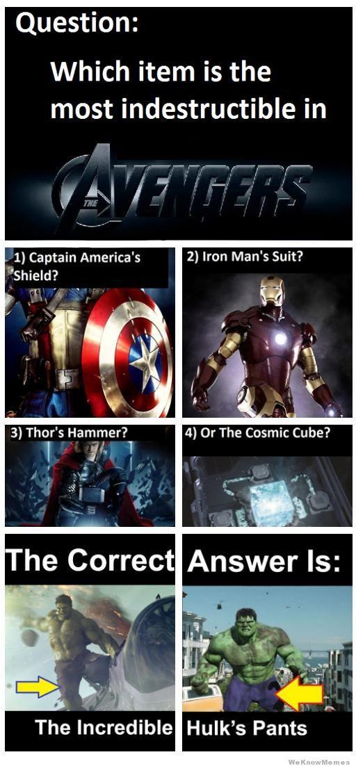 Haha Avengers memes :)