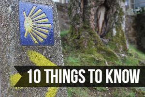 You are ready to go have the adventure of a lifetime and walk the Camino de Santiago in Spain. You will discover some amazing things and I would advise trying to plan as little as possible leaving ... 10 things to know ...