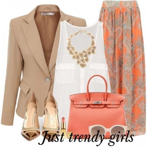 Classic formal outfits for woman | Just Trendy Girls