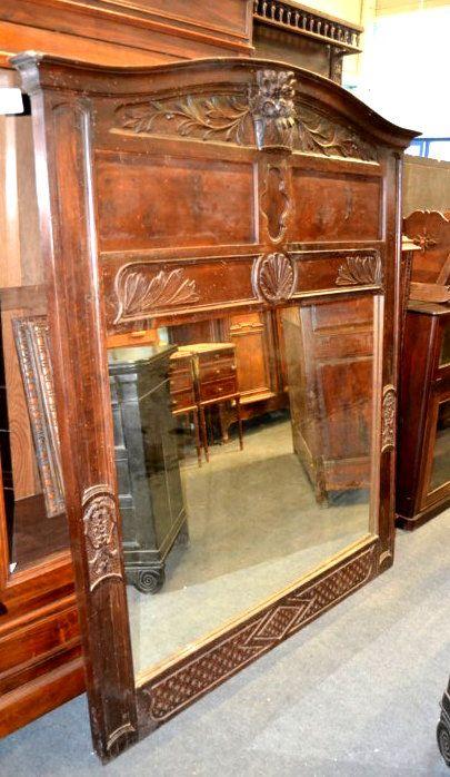 76 best mobili del '900 images on pinterest | stiles, credenza and a m - Toilette Provenzale Con Specchio E Sgabello