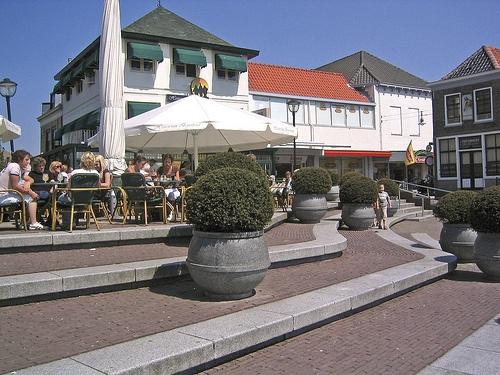Marktplein Oud Beijerland