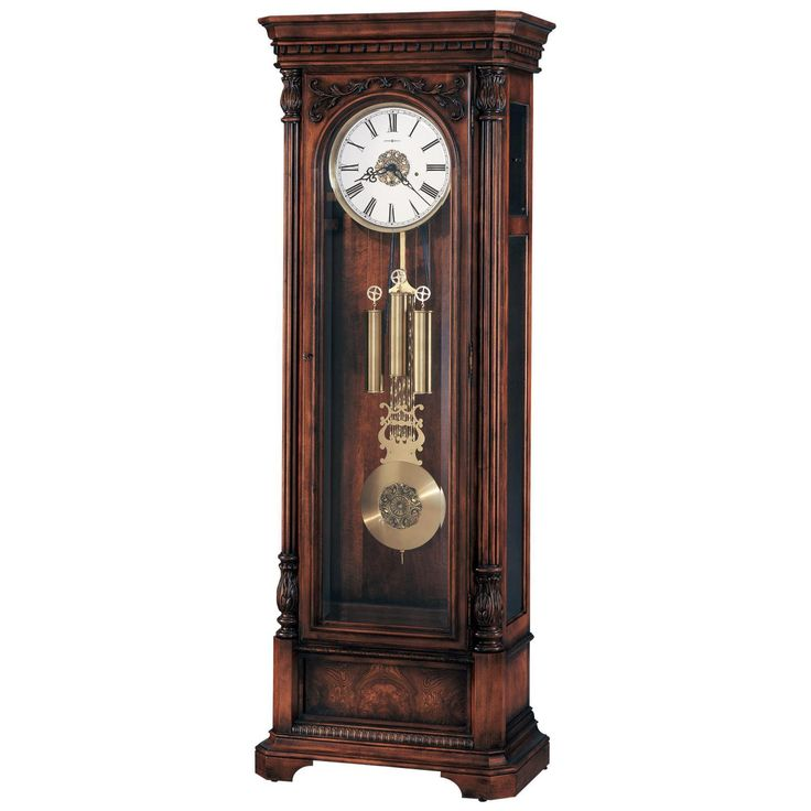 Have to have it. Howard Miller Trieste Grandfather Clock - $4240.6 @hayneedle