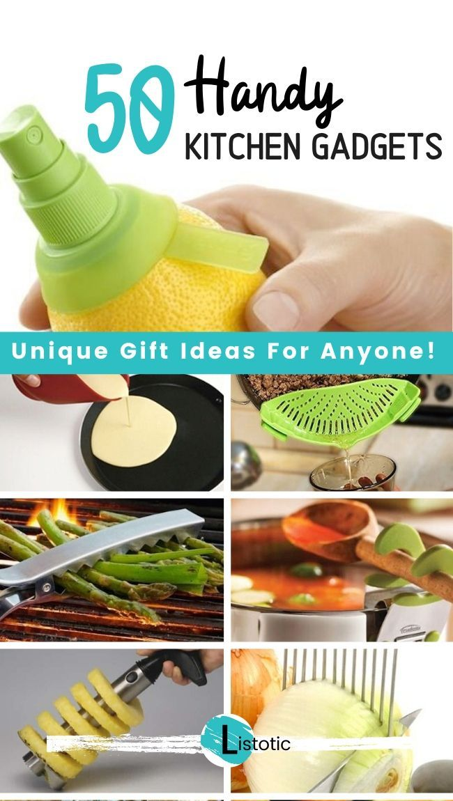 50 Cool Kitchen Gadgets Everyone Needs Kitchen Gadgets Gifts