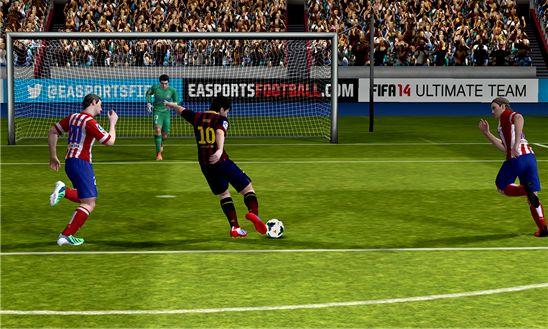 Vous êtes sous Windows 8? Le jeu FIFA 14 est gratuit au téléchargement!