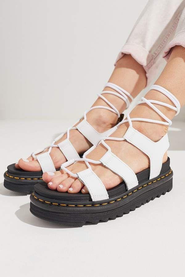 03831b017afef Dr. Martens Nartilla Gladiator Sandal in 2019   Products   Gladiator ...