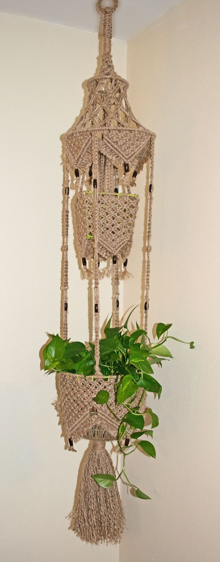 macrame plant hangers walmart 47 best images about macrame on macrame owl 5554