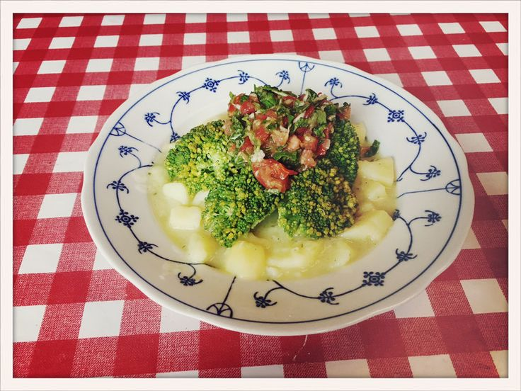 Diät Thermomix, Diät Brokkoli Kartoffeln, vegane Diät, vegan Diät Thermomix, unter 500 kcal Gericht Thermomix