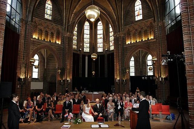 Vondelkerk, Amsterdam
