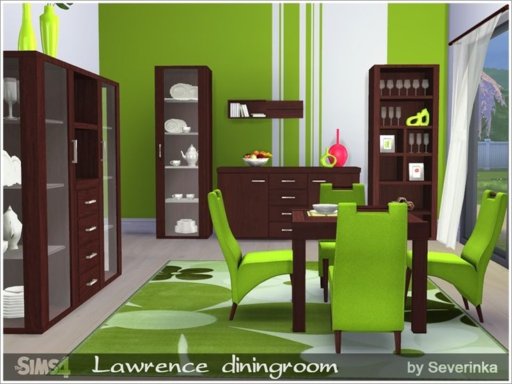 20 best images about Sims 4 Dining Room Sets on Pinterest | The ...