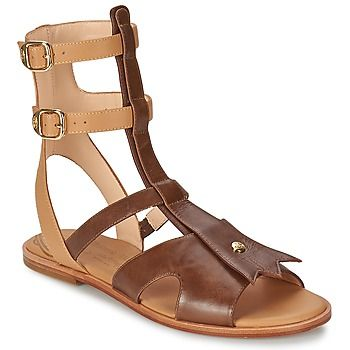 NEW ARRIVALS: Super trendy gladiator sandals with ankle straps by Vivienne Westwood--these sandals are pure luxury! | See more about Gladiator Sandals, Vivienne Westwood and Gladiators.