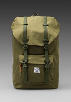 Herschel Supply Co. Little America Backpack on shopstyle.com