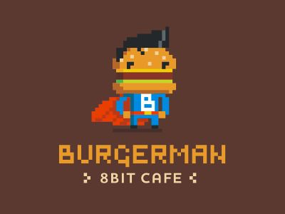 Logo Design: Burgers