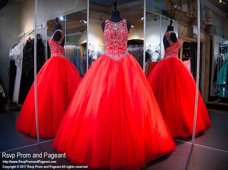 Best 25+ Red Ball Gowns Ideas On Pinterest