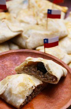 Receta Típica Chilena: Aprende paso a paso como cocinar la mejor receta de Empanadas de Pino | CherryTomate