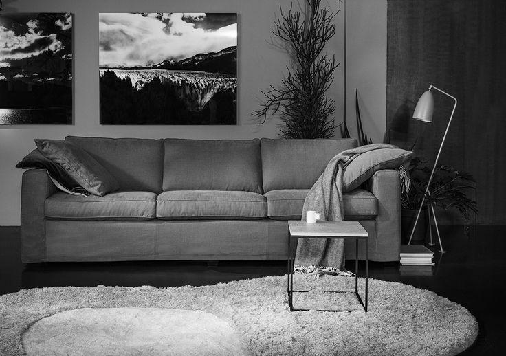 Dutch Design | Linteloo #EasyLiving #Black #White #Style