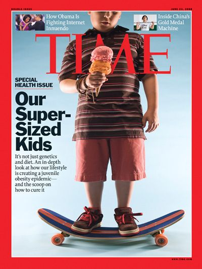 SuperSized Kids #Time
