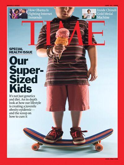 SuperSized Kids #Time